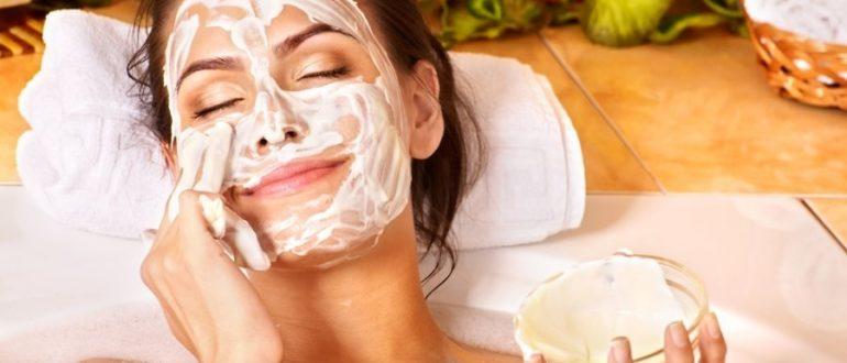 домашний уход маски для лица