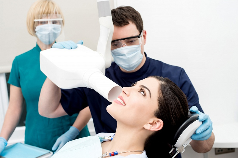 снимок зуба при грудном вскармливании