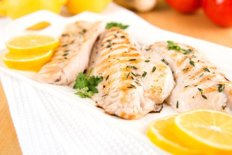 рыба в прикорм ребенку