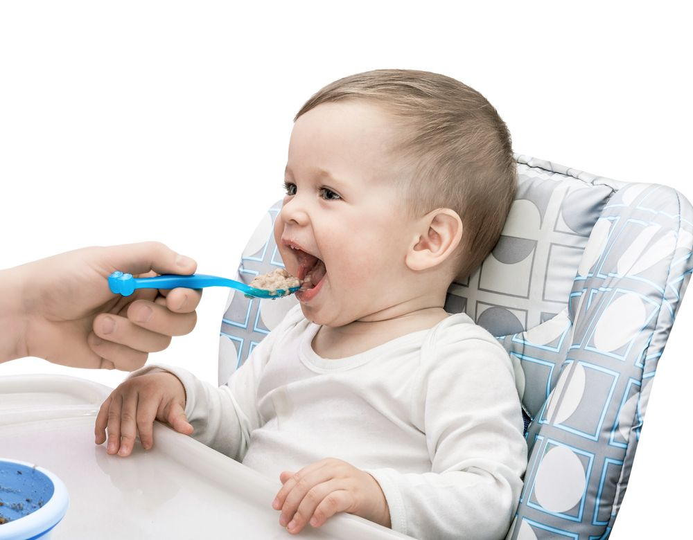 Рацион питания ребенка в 11 месяцев