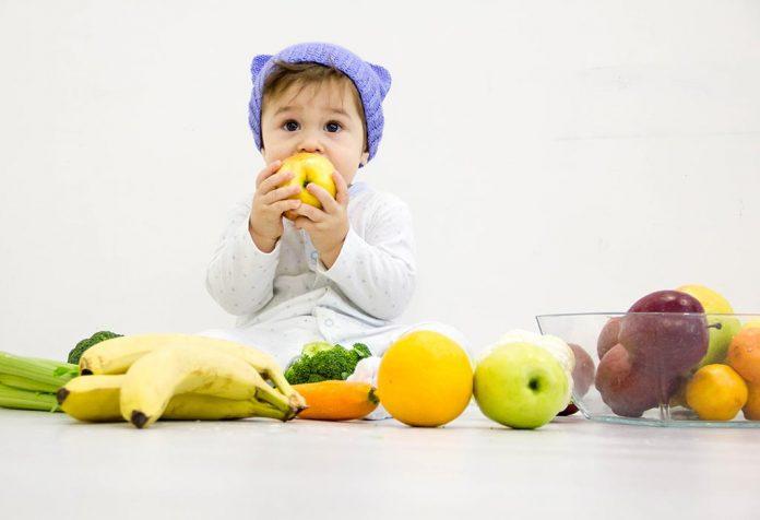 рацион питания ребенка в 10 месяцев