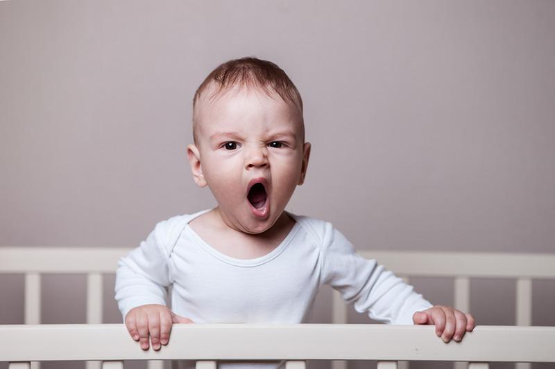Регресс сна у ребенка