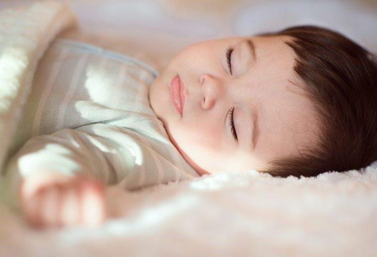 Сон ребенка в 9 месяцев