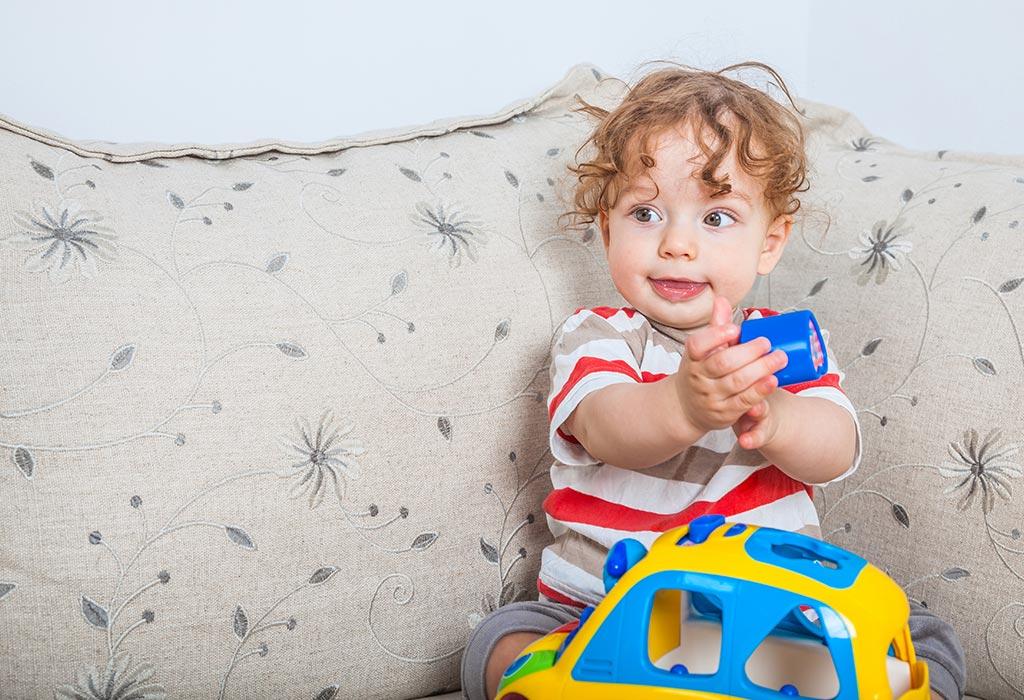 Сон и бодрствование: режим ребенка 11 месяцев
