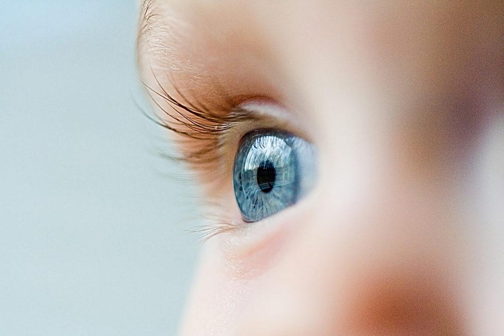 Зрение у малышей