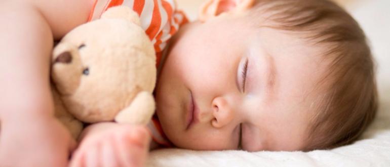 Сон ребенка в 14 месяцев