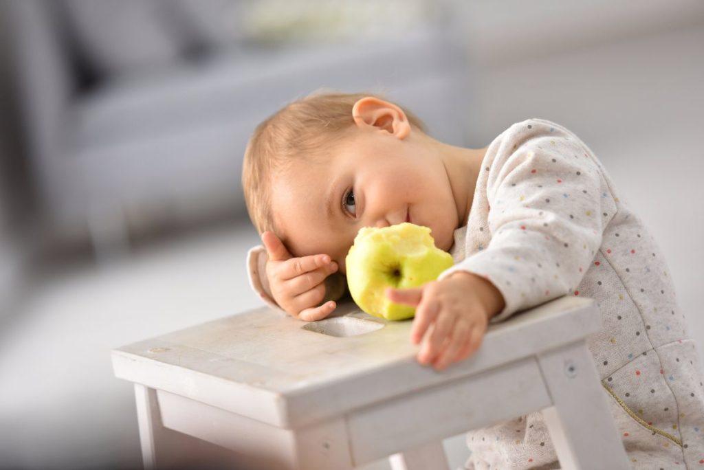 Примерный режим для ребенка в 1 и 3