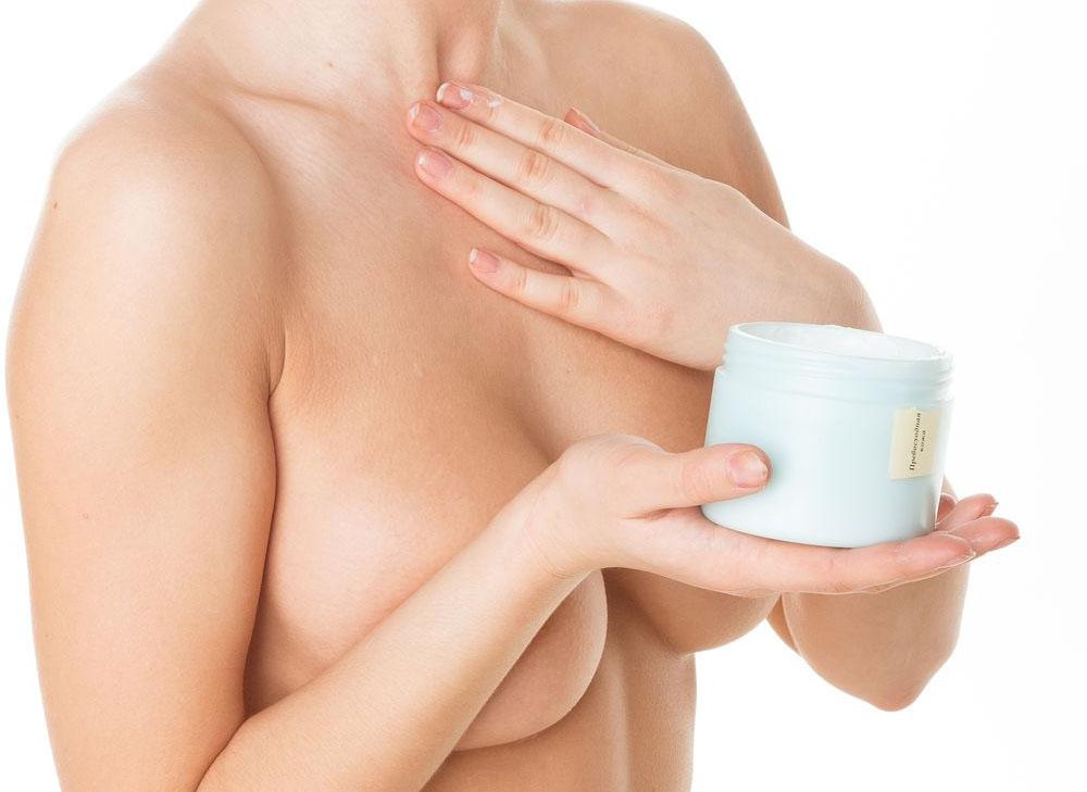 Подтяжка груди без операций