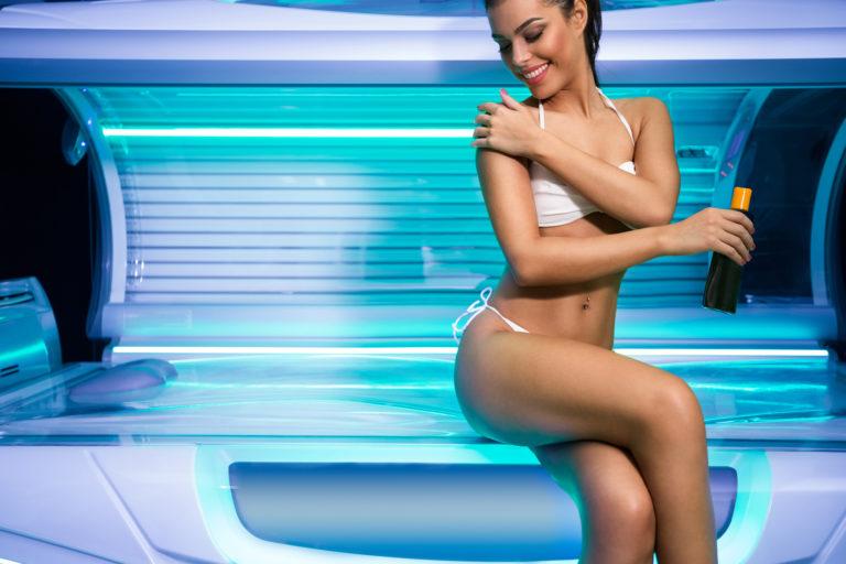 Солярий и грудное вскармливание