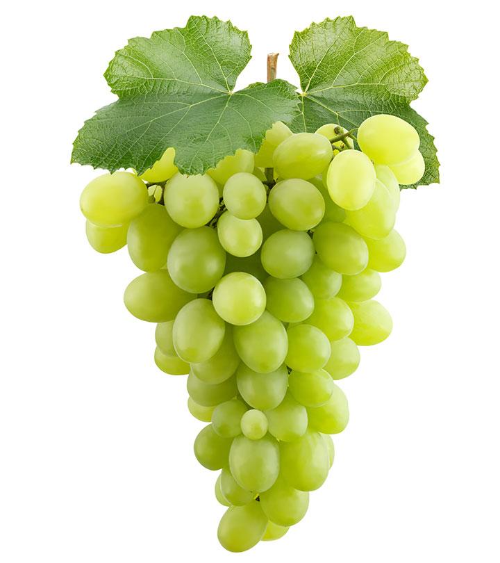 Зеленый виноград при грудном вскармливании